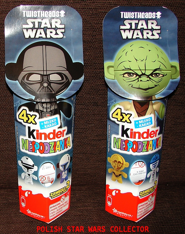 kinder star wars